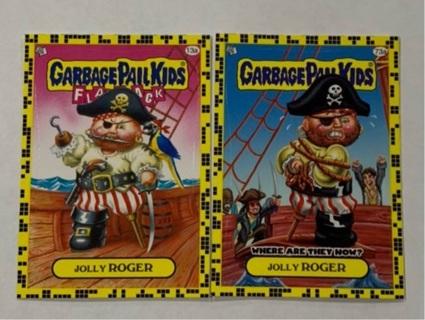 Garbage Pail Kids Flashback Cards (2011)