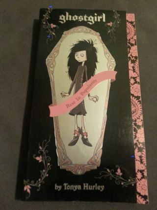 free new ghost girl rest in popularity tonya hurley novel book goth