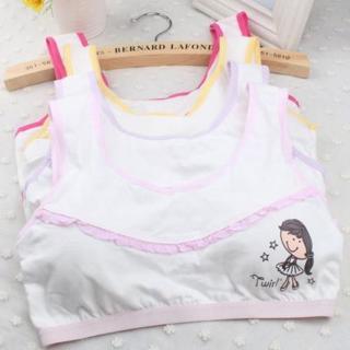 Child Girls Underwear Bra Vest Children Underclothes Sport Undies Cami Tank Tops