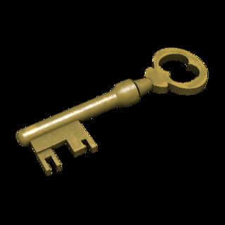 Mann Co. Supply Crate Key - TF2 Steam