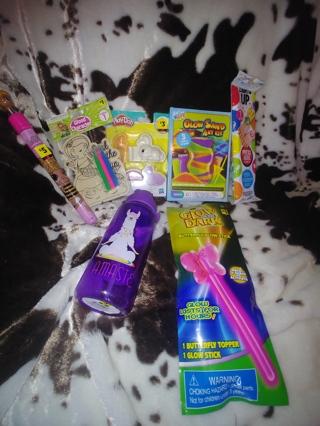 Girls chistmas stocking stuffer lot! Birthday gift