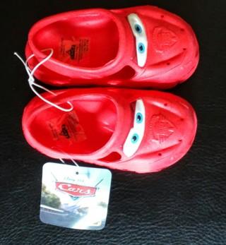 New Disney Cars, Like Crocs Shoes Toddler 7/8