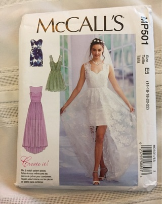 Uncut McCalls Misses Dresses-(14-22)