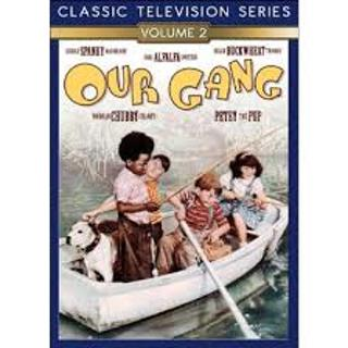 new!unopened-dvd-our gang-the little rascals-16 episodes-classic!