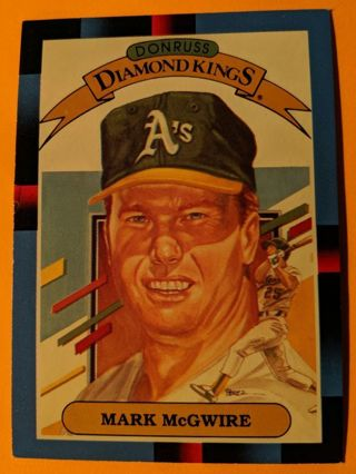 MARK MCGWIRE DIAMOND KINGS