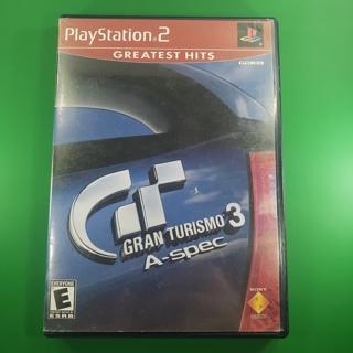 Gran Turismo 3 Ps2 game