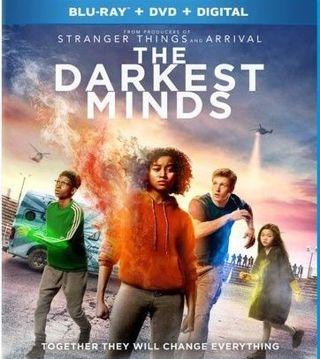 """THE DARKEST MINDS""  Blu-Ray + DVD"