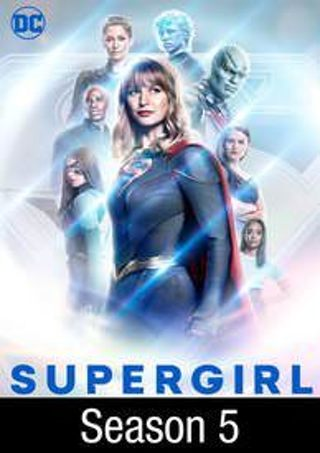 Supergirl Season 5 - Digital Code