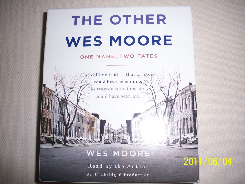 the other wes moore sociological perspective The other wes moore is a tale of to wes moore comparative essay essay from both an ethical and sociological perspective the community and ghetto.
