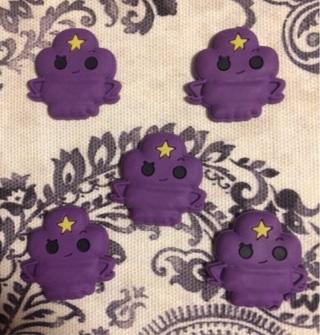 Kawaii Lumpy Space Princess  soft cabs