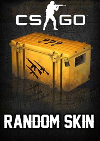 4x random common CS:GO skins
