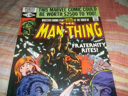 *^^*  Man-Thing ,, # 6  *^^*