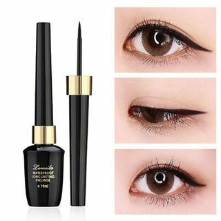 Black Lady Waterproof Make up Liquid Eyeliner Pen Long Lasting Eye Liner Pencil