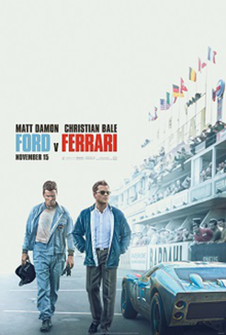 Ford vs Ferrari HD Digital Copy