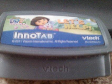 Vtech Innotab Dora the Explorer game