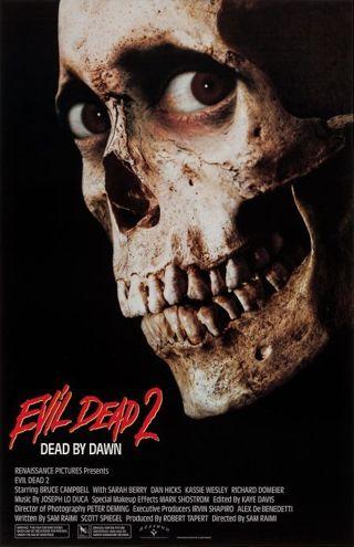 Evil dead 2 4k