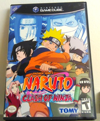 NARUTO….Clash of Ninja