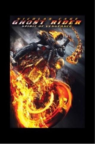 Ghost Rider: Spirit of Vengeance SD