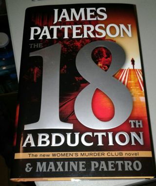 18 th Abduction- By James Patterson