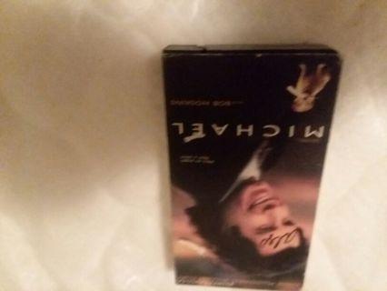 Michael starring John Travolta. PLEASE READ ENTIRE DESCRIPTION!
