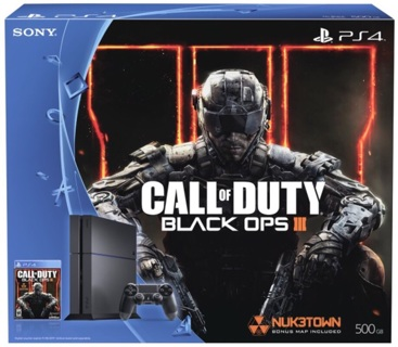 Sony PlayStation 4 (PS4) 500GB Call of Duty Black Ops 3 System. Brand NEW!