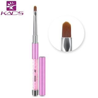 KADS Nail Art Brush Pens UV Gel Nail Polish Painting Drawing Brushes Flower Design Gel Polish Exte