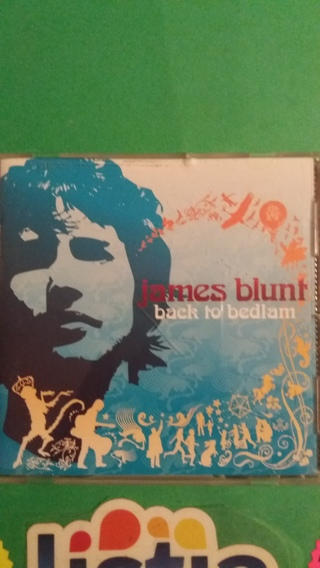 cd james blunt back to bedlam free shipping