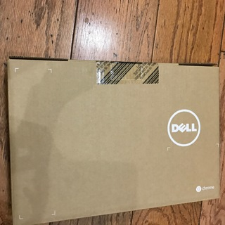 "Dell HD Chromebook-CRM3120-1667BLK 11.6"" (Intel Celeron, 2GB RAM, 16GB SSD, Chrome OS)-NEW- $210"