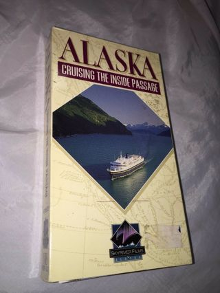 ALASKA - Crusing inside the passage, on vsh tape 1A