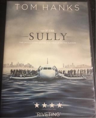 SULLY TOM HANKS  DVD