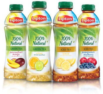 2 Free Bottle of Lipton Iced Tea Coupon