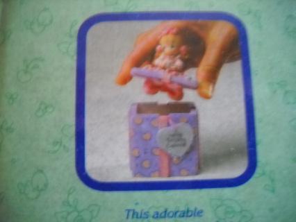 Precious Moments Happy Birthday covered box NIB!