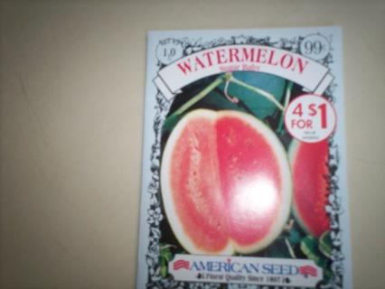 Watermelon Seeds