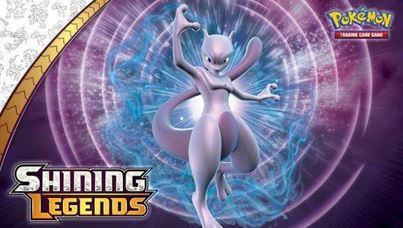 Pokemon TCG Online Shining legends plus bonus codes