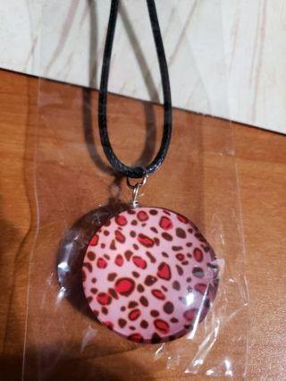 2 long necklaces
