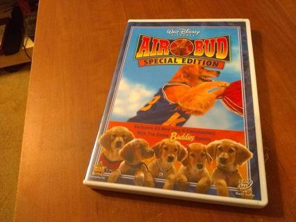 Air bud DVD