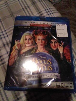Blu-ray DVD Disney's hocus pocus