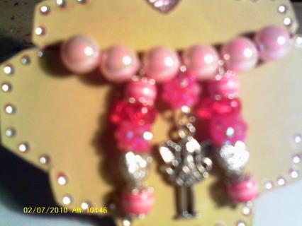 OOAK Handmade Chipboard Embellishments For Cards, Scrap Booking Etc. (Yellow & Pink - Angel Girl)