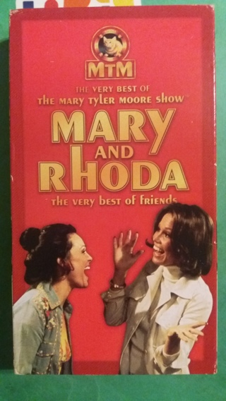VHS movie  mary and rhoda   free shipping