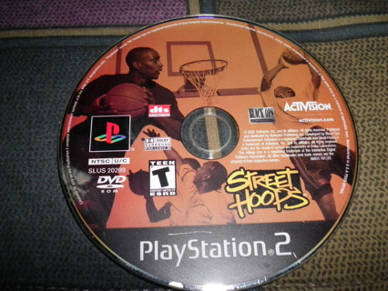 Street Hoops for Playstation 2