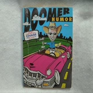 Doomer Humor Joke Book 820 Cham Country Music Station