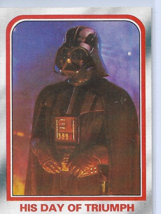 1980 Star Wars The Empire Strikes Back #92 His Day of Triumph