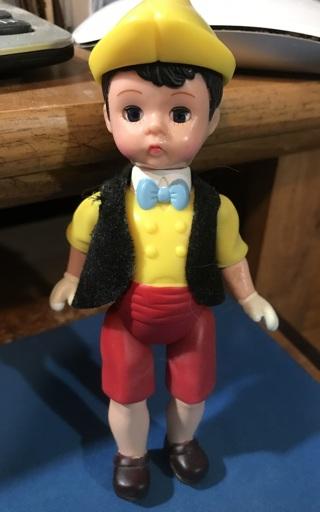 2000 Era MCD Madame Alexander Pinocchio  Doll