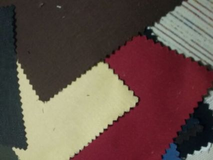 Mystery Fabric Swatches