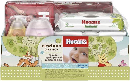Huggies Newborn Gift Box