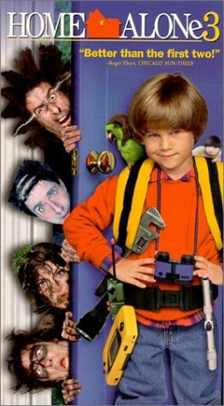 Home Alone 3 Movie [VHS]