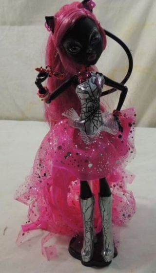 Monster high doll catty noir 13 wishes