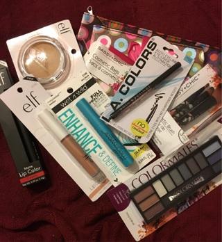 Beauty makeup lot