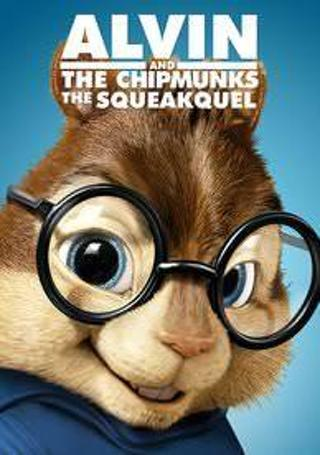 Alvin and the Chipmunks The Squeakquel - Digital Code