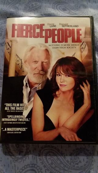 ⭐⭐Fierce People Like Brand New DVD (Free Shipping & Tracking) ⭐⭐